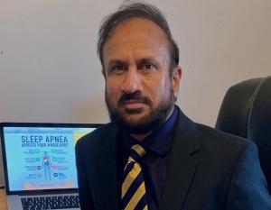 Dr. Tariq Quadri, FRCPI FCCP, MRCP(UK)'s picture